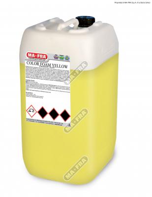Color Foam Yellow