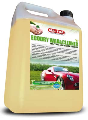Ecodry Wax & Cleaner